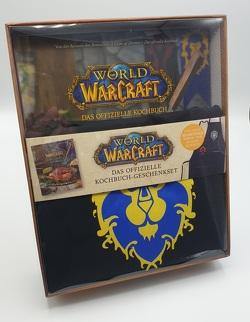 World of Warcraft: Das offizielle Kochbuch-Geschenkset von Kasprzak,  Andreas, Monroe-Cassel,  Chelsea