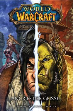 World of Warcraft – Graphic Novel von Bowden,  Mike, Buran,  Jon, Simonson,  Walter