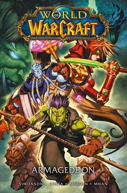 World of Warcraft – Graphic Novel von Bowden,  Mike, Mhan,  Pop, Schnelle,  Mick, Simonson,  Louise, Simonson,  Walter