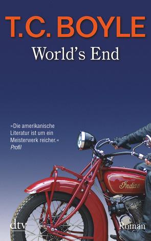 World's End von Boyle,  T. C., Richter,  Werner