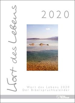 Wort des Lebens 2020 – Der Bibelspruchkalender von Hartl,  Gabriele