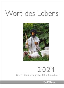 Wort des Lebens 2021 – Der Bibelspruchkalender von Lupfer,  Anja, Teschendorf,  Susanne