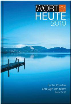 Wort für heute 2019 – Großdruck-Buchkalender