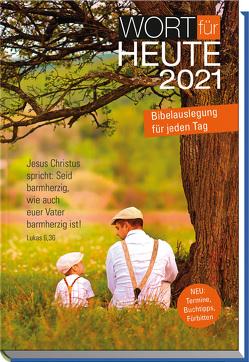 Wort für heute 2021 – Großdruck-Buchkalender