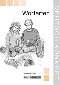 Wortarten von Pitzer,  Andreas