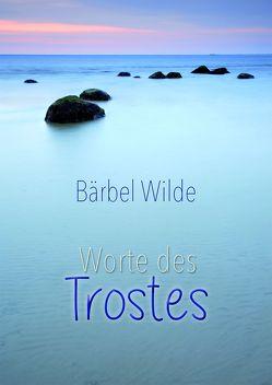 Worte des Trostes von Wilde,  Bärbel