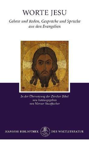 Worte Jesu von Stauffacher,  Werner, Streicher,  Friedrich