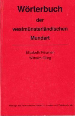 Wörterbuch der westmünsterländischen Mundart von Elling, Piirainen