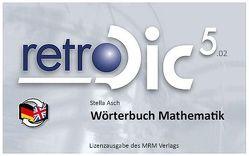 Wörterbuch Mathematik von Asch,  Stella