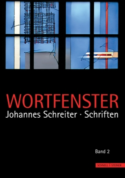 Wortfenster von Johannes-Schreiter-Stiftung,  Johannes-Schreiter-Stiftung