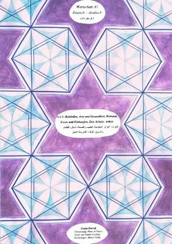 Wortschatz A1 Deutsch – Arabisch von Darrah,  Gisela