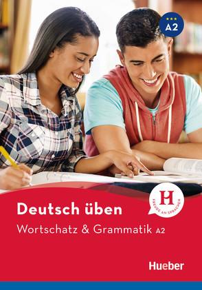 Wortschatz & Grammatik A2 von Billina,  Anneli, Brill,  Lilli Marlen, Techmer,  Marion