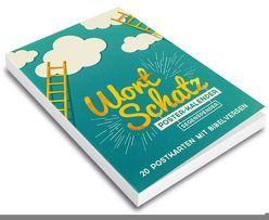 WortSchatz: Segenspender – Postkartenbuch von Sauer,  Ben