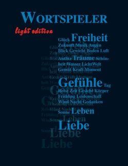 Wortspieler – light edition von Friedmann,  Christopher