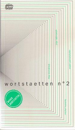 wortstaetten no. 2 von Escher,  Hans, Studlar,  Bernhard