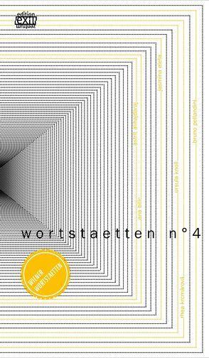 wortstaetten no. 4 von Escher,  Hans, Studlar,  Bernhard