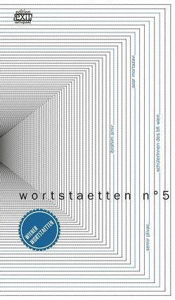 wortstaetten no.5 von Escher,  Hans, Studlar,  Bernhard