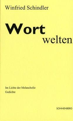 Wortwelten von Barié,  Paul, Schindler,  Winfried