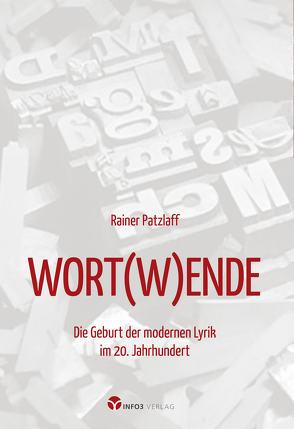 WORT(W)ENDE von Patzlaff,  Rainer