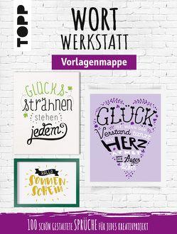 Wortwerkstatt – Vorlagenmappe von Rungwerth,  Britta