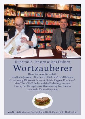 Wortzauberer von Dirksen,  Jens, Janssen,  Hubertus A.