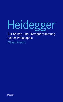 Heidegger von Precht ,  Oliver