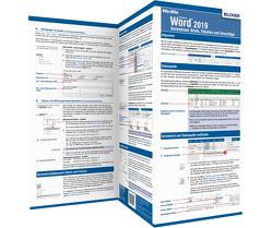 Wo&Wie: Word 2019 Seriendruck von Schmid,  Anja