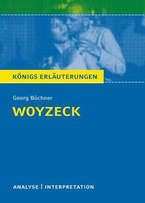 Woyzeck von Georg Büchner. von Bernhardt,  Rüdiger, Büchner,  Georg