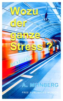 """Wozu der ganze Stress? von Meinberg,  Athanasios """"Ajay"""""""