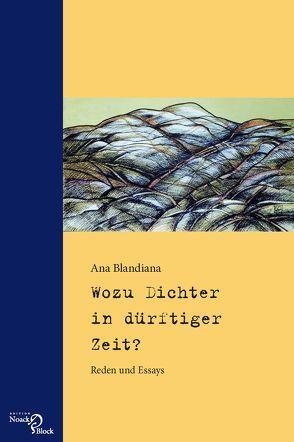 Wozu Dichter in dürftiger Zeit? von Bergel,  Hans, Blandiana,  Ana, Herlo,  Maria, Kilzer,  Katharina, Müller-Enbergs,  Helmut