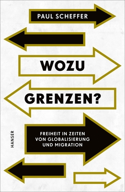 Wozu Grenzen? von Scheffer,  Paul, Seferens,  Gregor