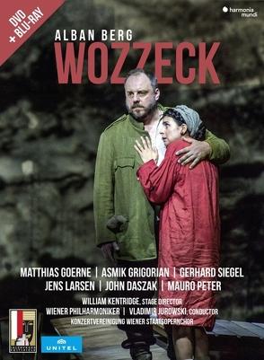 Wozzeck von Berg,  Alban, Goerne,  Matthias, Jurowski,  Vladimir