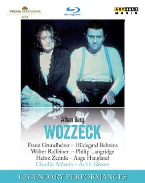 Wozzeck von Abbado,  Claudio, Berg,  Alban