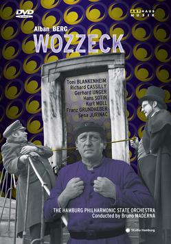 Wozzeck von Berg,  Alban, Maderna,  Bruno
