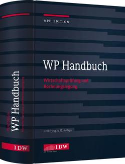 WP Handbuch von Institut der Wirtschaftsprüfer
