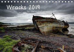 Wracks 2019 (Tischkalender 2019 DIN A5 quer) von blueye.photoemotions