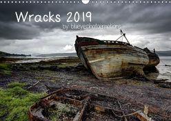Wracks 2019 (Wandkalender 2019 DIN A3 quer) von blueye.photoemotions