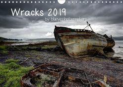 Wracks 2019 (Wandkalender 2019 DIN A4 quer) von blueye.photoemotions