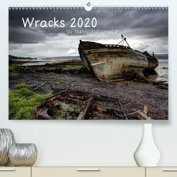 Wracks 2020 (Premium, hochwertiger DIN A2 Wandkalender 2020, Kunstdruck in Hochglanz) von blueye.photoemotions