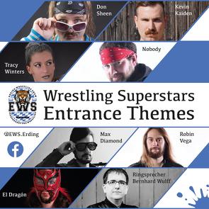 EWS Wrestling Superstars Entrance Themes von Schirmohammadi,  Abbas