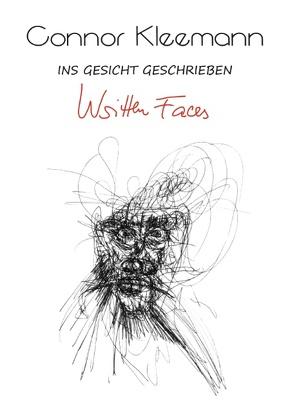 Written Faces von Kleemann,  Connor