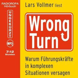 Wrong Turn von Vollmer,  Lars