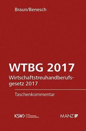 WTBG 2017 von Benesch,  Gregor, Braun,  Werner