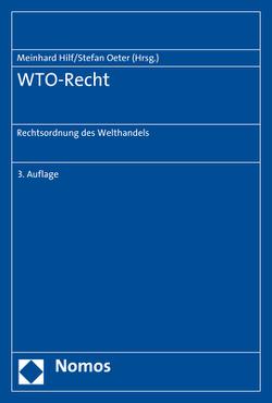 WTO-Recht von Hilf,  Meinhard, Oeter,  Stefan