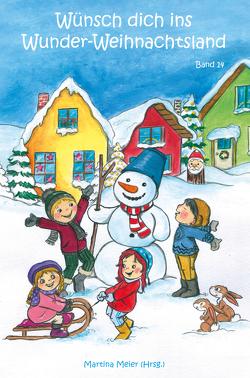 Wünsch dich ins Wunder-Weihnachtsland Band 14 von Meier,  Martina