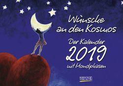 Wünsche an den Kosmos 2019 von Baumgarten,  Ilse, Beuke,  Jutta, Busse,  Ann-Kathrin, Korsch Verlag