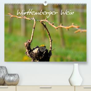 Württemberger Wein 2021 (Premium, hochwertiger DIN A2 Wandkalender 2021, Kunstdruck in Hochglanz) von Geduldig,  Erich