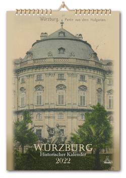 Würzburg- Historischer Kalender 2022
