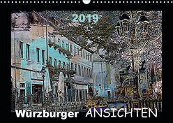 Würzburger Ansichten 2019 (Wandkalender 2019 DIN A3 quer) von URSfoto