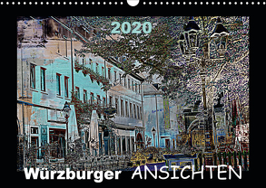 Würzburger Ansichten 2020 (Wandkalender 2020 DIN A3 quer) von URSfoto